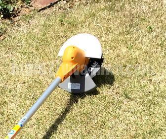 芝刈り機ロータリー式
