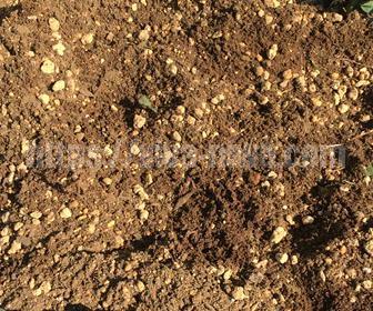 土の作り方