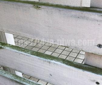 ウッドフェンスのメンテナンス方法